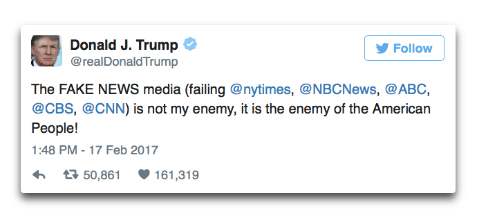 trump-enemy-of-the-people-tweet